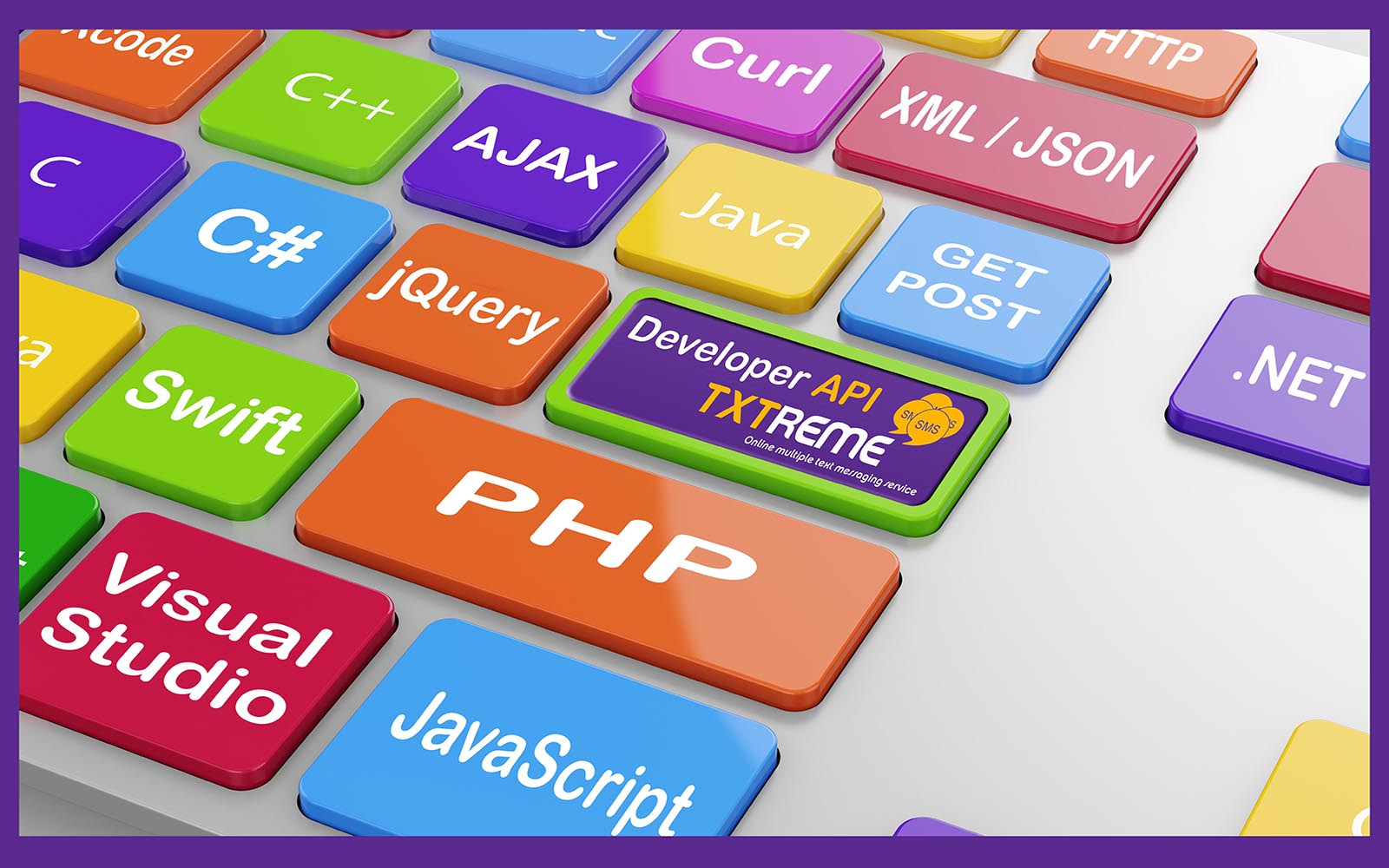 Txtreme Developer API - Calling Functions Languages